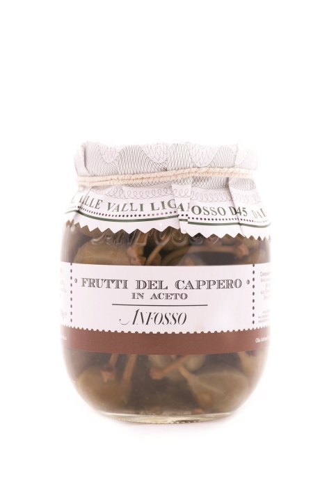 capperi in aceto 280gr