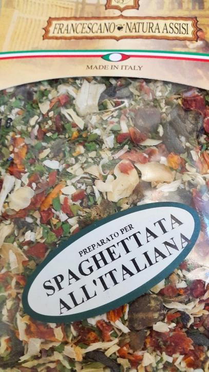 spaghettata all' italiana 50gr