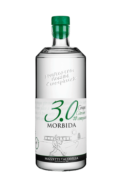 3.0 grappa morbida 700ml