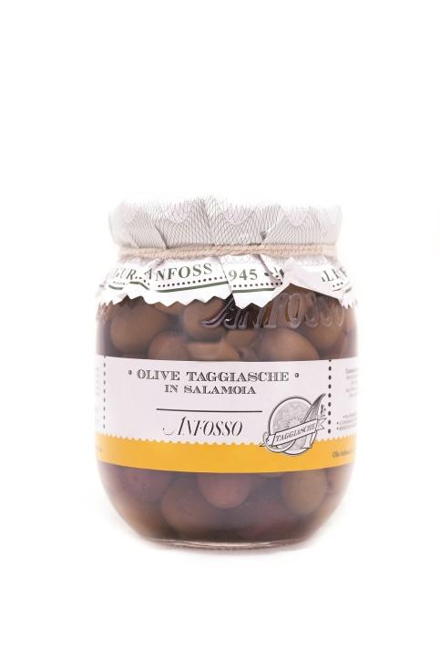 olive Taggiasche 290gr