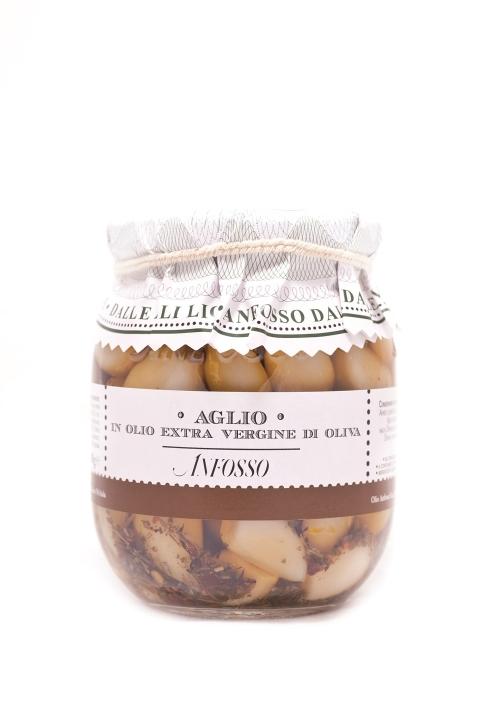 aglio in olio 300gr