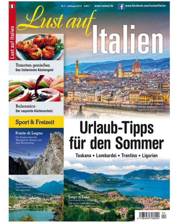 Lust auf Italien - Urlaub-Tipps für den Sommer