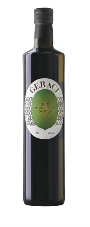 olio evo Nocellara del Belice 750ml
