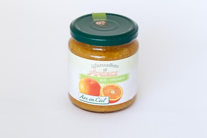 marmellata arance bio 350gr