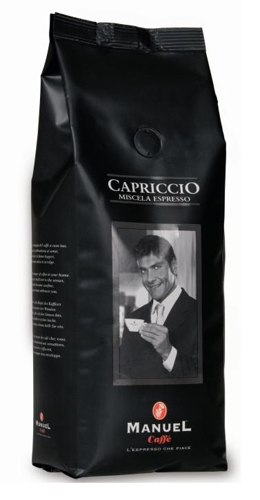 caffè capriccio in grano 500g