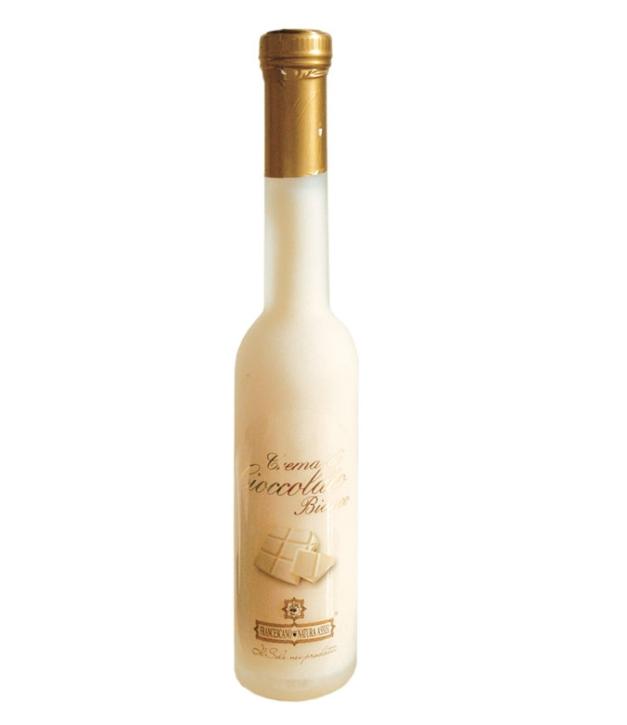 crema di cioccolato bianco - liquore 500ml