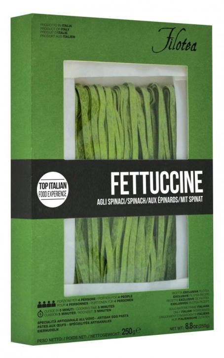 fettuccine agli spinaci 250g