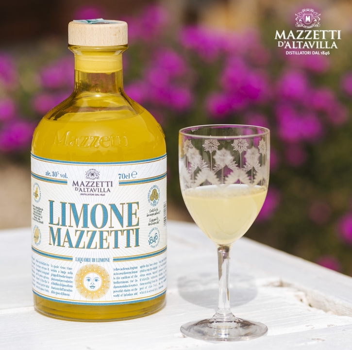 Limone Mazzetti baby 10cl
