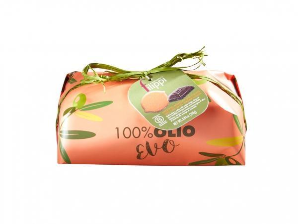 lingotto arancia cioccolato 250gr
