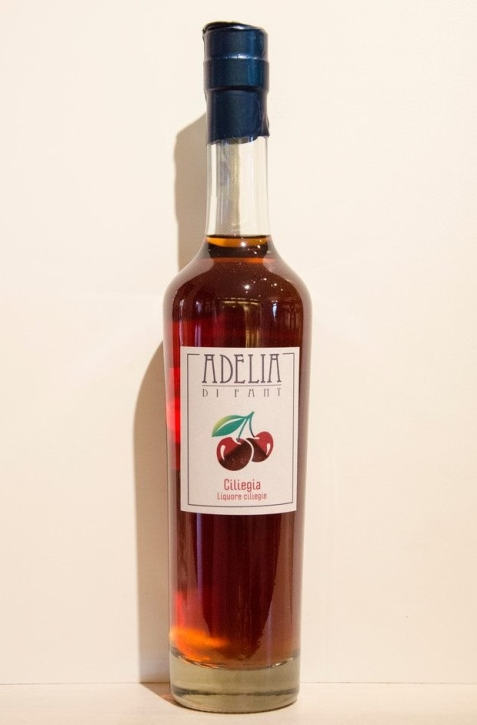 liquore di ciliegia ADELIA 50cl