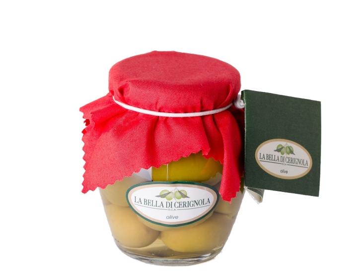 olive verdi DOP 314ml
