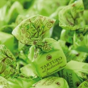 tartufi pistacchio 125g