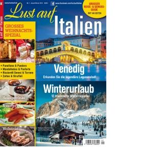 Lust auf Italien - Venedig - Winterurlaub