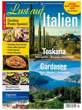 Lust auf Italien - Toskana - Gardasee