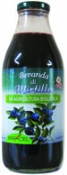 bevanda mirtilli BIO 750ml