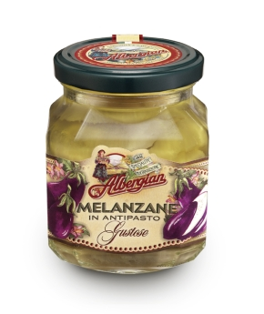 melanzane in antipasto 270gr