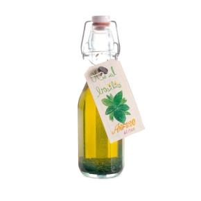 olio al basilico 250ml