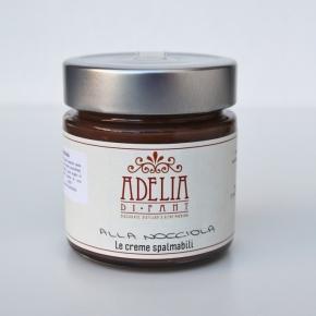 crema nocciola ADELIA 250g