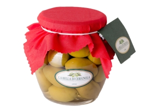 olive verdi DOP 580ml