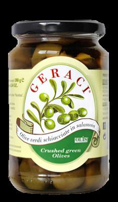 olive Nocellara verdi denocciolate 180g