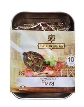 pizza - spezie 30g