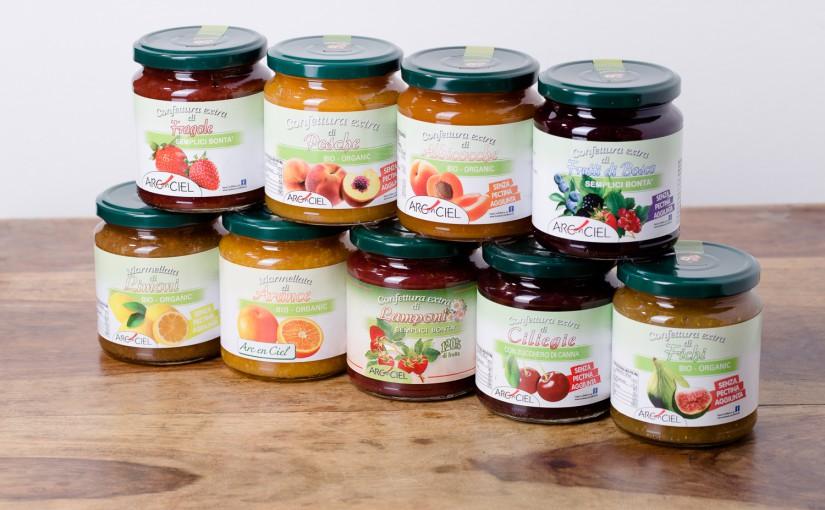 Marmelade, Konfitüre oder Fruchtaufstrich